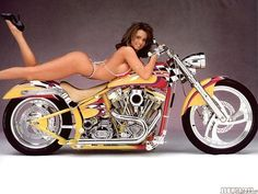 Bike and Hot Babe - Other Wallpaper ID 138658 - Desktop Nexus Motorcycles