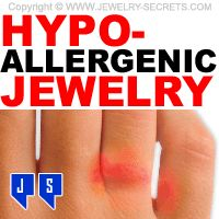 hypoallergen jewelri, jewelri secret, nickel jewelri