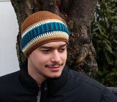FREE Crochet Pattern - My Hat Model All Grown Up! - Pattern Paradise