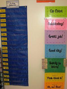 Classroom Photos...lots of them! behavior rewards, star behavior, school, classroom photo, behavior charts, clip chart, treasure boxes, behavior plans, blog