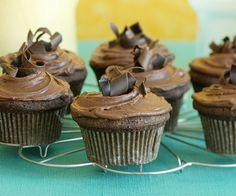 Mocha Chip Cupcakes Recipe