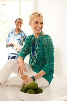 Cool, effortless & island-chic #chicos