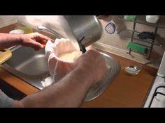 ▶ Домашний сыр за 9,5 минут. Просто, вкусно, недорого. - YouTube
