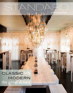 Standard magazine spring/2012 #interior #design #decor