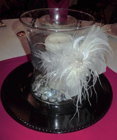easy and inexpensive centerpiece