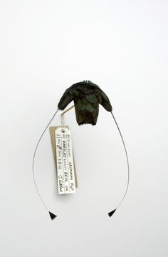Jane Edden - Flying jackets - Ornithomorph exibition