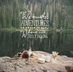 Adventures ;