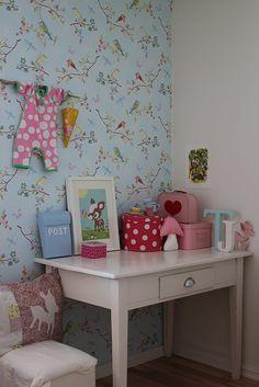 colorful babyroom