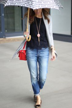Adorable and chic!