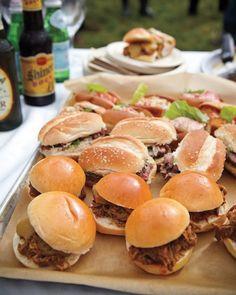 On a Roll slider, lobster rolls, maine, sandwich, farms, lobsters, burgers, pulled pork, mini
