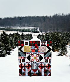 A Making Rows Quilt | Flickr