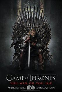 GAME OF THRONES: HBO television series. The book was so much better.