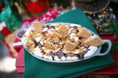S'Mores Bake from Big Thunder Mountain  8 Delicious Recipes from Disneyland!