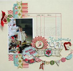 love all of Susan's layouts, always has great ideas...