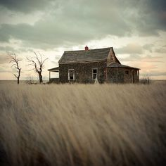 old homes, field, little houses, old houses, abandoned homes, place, abandoned houses, homestead, farm houses