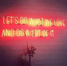 neon signs | Julie d