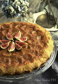 Torta di Fichi by MentaeCioccolato, via Flickr