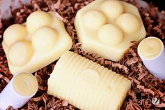 Lotion bars & lip balms -- Learn how to make them!