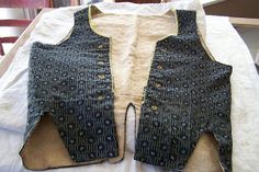 18th century stays: Jumps? or Bodice?