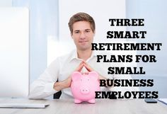 Many small business owners think that they can't afford to offer a retirement plan to their employees. There is a wide range of low-cost, easy-to-administer qualified retirement plans designed for small businesses. See more at: http://news.davidlerner.com/news.php?include=145269