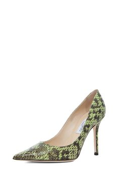 Jimmy Choo Abel Pump in Animal Print $795