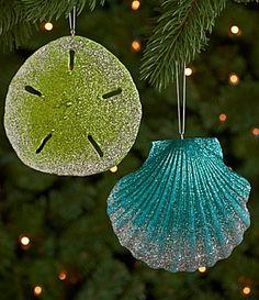 shell ornaments