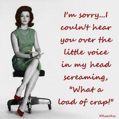 I'm sorry - vintage retro funny quote