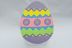 Easter Egg Cookie Jar Lid by MTDesignsCrafts on Etsy, $20.00