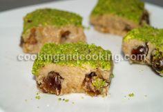 Ranginak, Persian Date Dessert