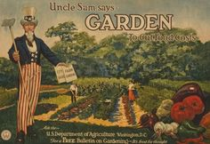 """The American Victory Garden, Past and Present on Google Knol. 