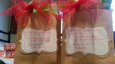 Teacher favorite things gift
