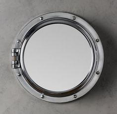 porthole mirrored medicine cabinet uk