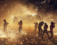National Pyrotechnic Festival in Mexico