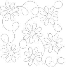 Daisies and Loops - 986 - $.015