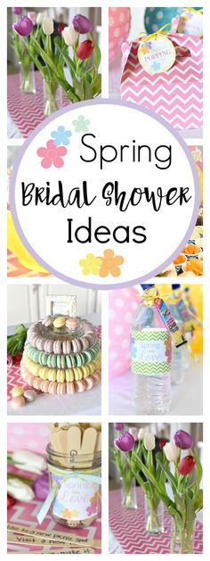 Bridal Shower Ideas-