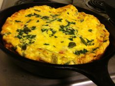 high protein low carb recipes frittata 300x224 Paleo High Protein Low Carb Recipes: Breakfast, Lunch and Dinner
