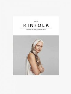 Kinfolk Magazine Vol 10