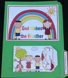 God Makes the Weather FFG printable