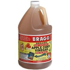 Apple Cider Vinegar to add to the chickens water