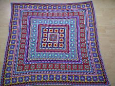 Ravelry: Wendy Blanket pattern by Wendy de Haas