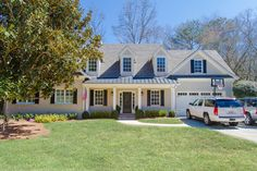 Meadowbrook - traditional - Exterior - Atlanta - Abbey Construction Company, Inc.