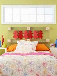 Doll Headboard doll headboard, kid headboard, headboard idea, headboards, girl bedrooms, kid rooms, decorating kids rooms, room kids, girl rooms