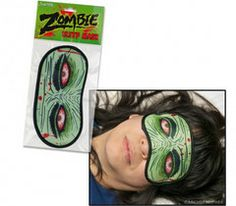 zombie sleep mask $4.49