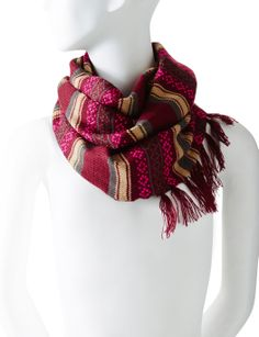 Fair Isle Infinity Scarf | Women's Accessories | THE LIMITED