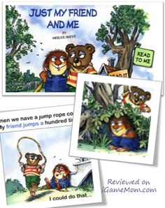 Another Little Critter Story that teaches kids about play date etiquette - currently on Promo Price ($1.99)