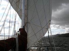 Sailing the Northwest Passage