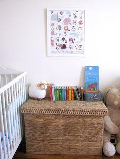 nursery: simple elegance