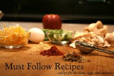 dairy free recipes, egg free, french toast, follow recip, pancake recipes, soup recip, dairi free, mushroom soup, free cream