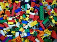 Legos - keep the kids busy!