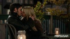 Emma and Hook Moments on Once Upon a Time | POPSUGAR Entertainment